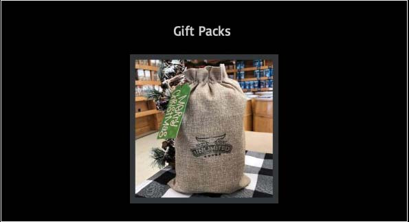 Beef Jerky Gift Packs