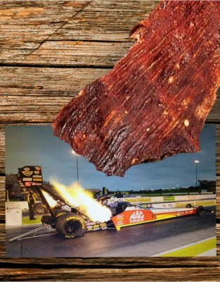 Beef Jerky Unlimited - Nitro Methane Beef Jerky is our hottest, spiciest jerky yet! You won't find anything spicier than this!