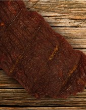 Beef Jerky Unlimited - Original Beef Jerky Our original beef jerky is a classic jerky marinade that has hints of black pepper and garlic.